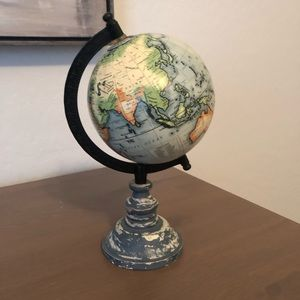 Small Globe Decor